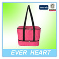 pink blue polyester lunch bags lunch bag office women men cooler bag