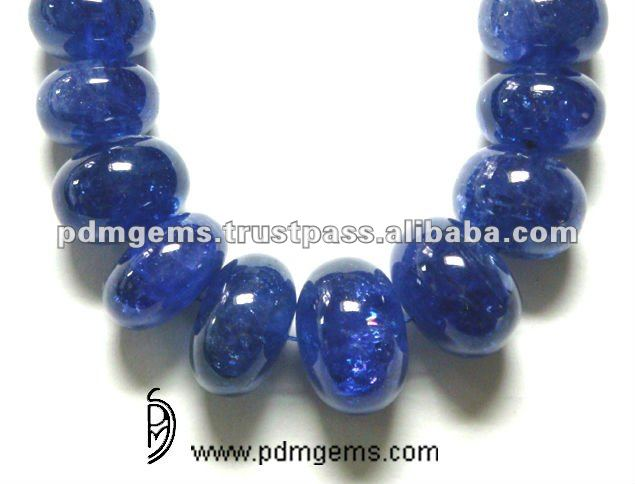 Tanzanite Fashion Gemstone Bead String Tanzanite Fashion Gemstone Bead Strings