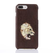 China factory customized leather phone case for iphone 6/6s/7/7plus