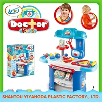High Quality Plastic Pretend Doctor Table