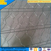 Welded hexagon mesh gabion baskets stone box