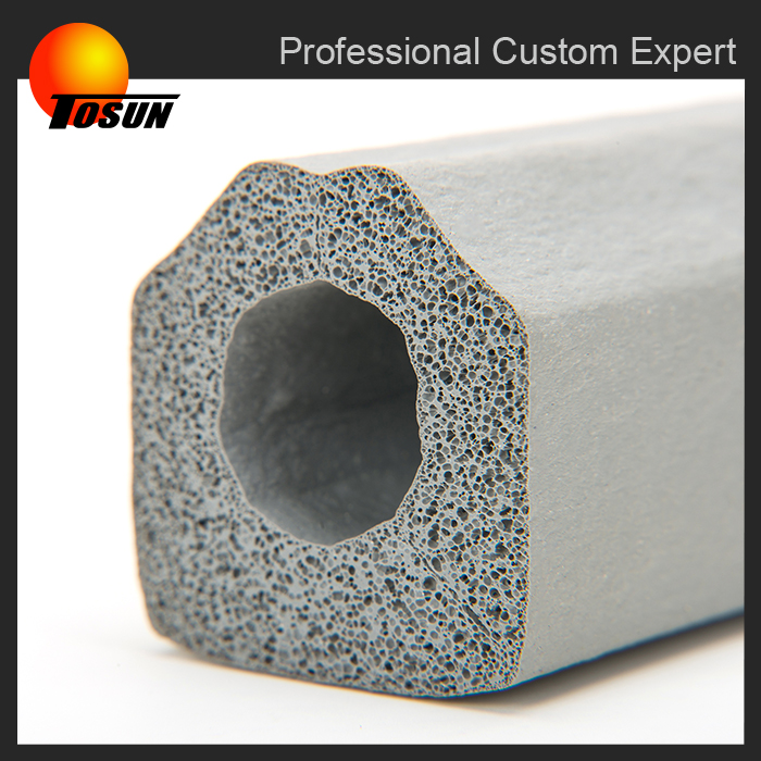 thermal insulation/low thermal conductivity rubber foam insulation pipe
