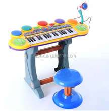 hot sale electronic piano set, kids musical instrument,piano keyboard