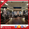 Modern display menswear garment shop interior design for clothes
