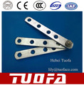 Hot-dip Galvanized Section strap /Link Fitting /Power Accessories/Overhead Line Fitting