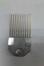 warp knitting spare part karl mayer raschel needle Reed R-10-3-0