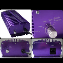 1000w hydroponic electronic ballast no fan CE ETL TUV ROHS approved