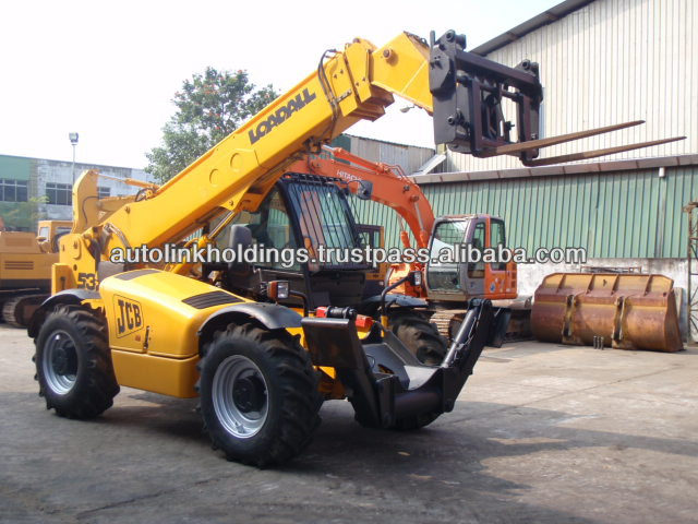 JCB 535-140 Used Telescopic Handler