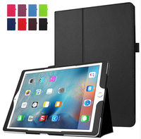 Slim Folding Stand Smart Folio Leather Shockproof Tablet Case Cover for iPad Pro 12.9