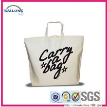 Standard Size Custom Fabric Shopping Cotton Bags Handmade