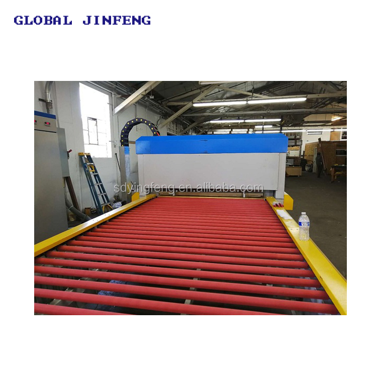 JF1225 Good price flat glass tempering machine and furnace for sale