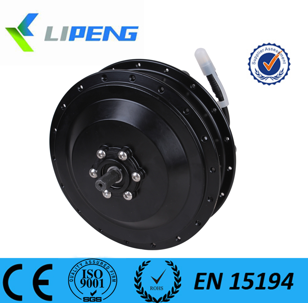 Direct drive 48v 350w electric wheel hub motor
