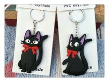 Latest product custom personalized PVC rubber keychain