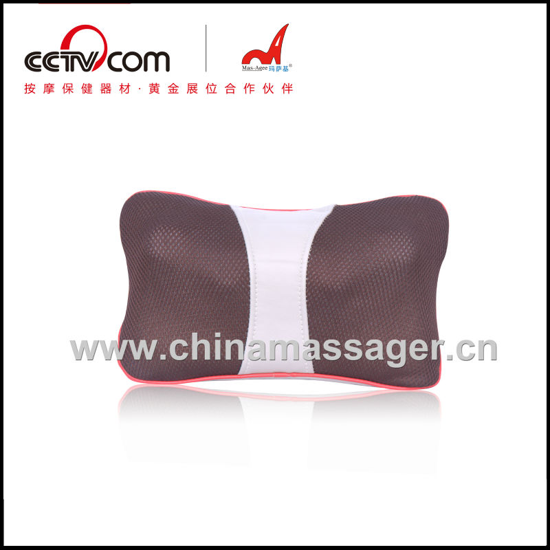 Butterfly massage pillow