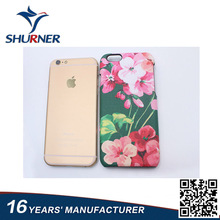 OEM Pattern PU Leather Mobile/Cell Phone Cover Case for iPhone 6