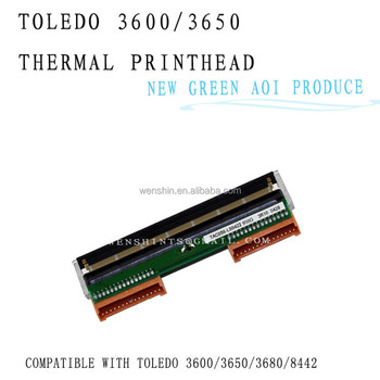 Thermal Print Head for Mettler Toledo 3600 3650 3680 -produc by AOI