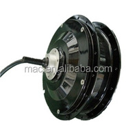 Mac electric hub motor for motorcycle