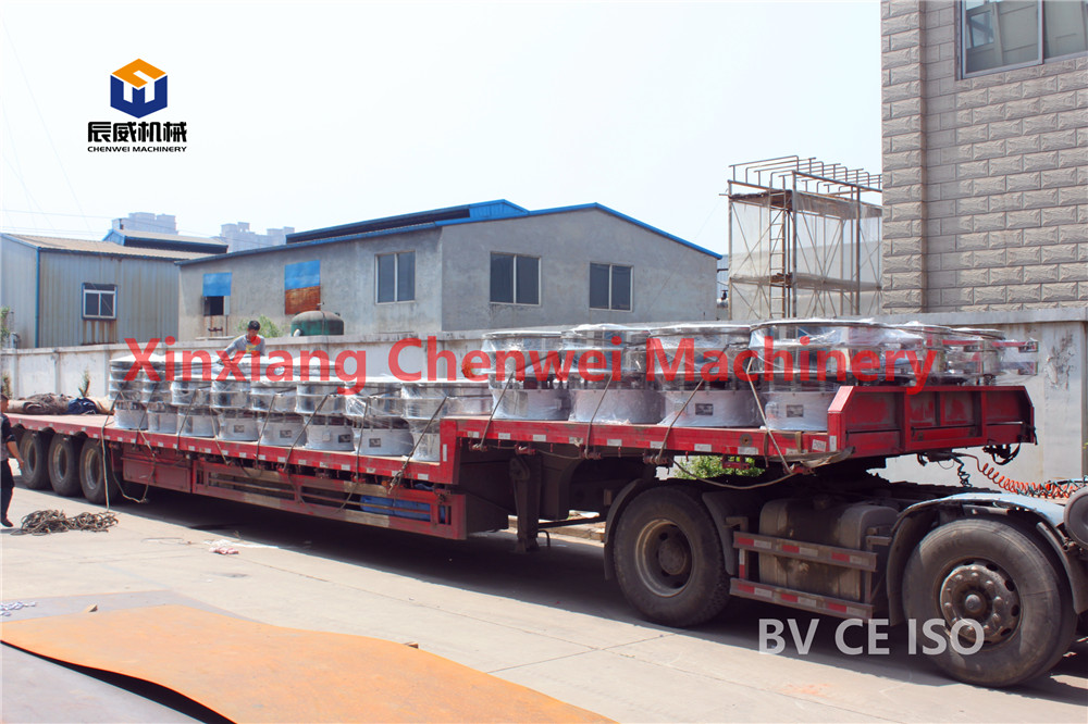 Copper and graphite powder rotary ultrasonic sifting machine