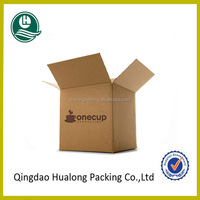 Custom Double Wall Corrugated Cardboard Boxes