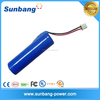 Favorites Compare 3.7V 2000mAh 18650 Battery Cells For portable DVD electric