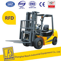 Widely used cheap hot price 3 ton mini diesel forklift trucks