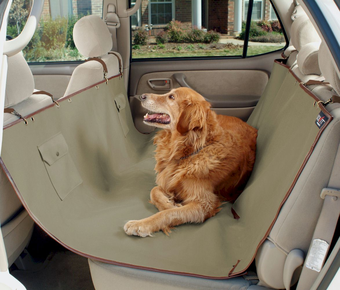 Waterproof Seat Protector for Pet/dog Car Seat Protection Cover