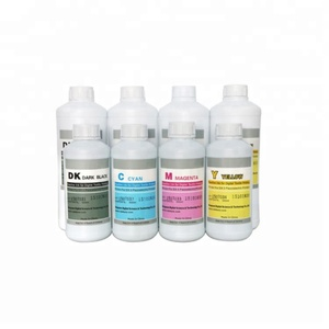 Dtg Textile Ink for All kinds textile fabrics