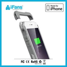 New Products Cell Phone Accessory for iPhone 6 Case,Power Case for iPhone 6