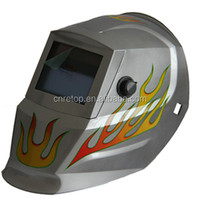 LYG-5521A simple auto darkening Solar Powered high quality custom welding helmet low price