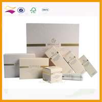 Custom Printed Cardboard Paper Cosmetic Box