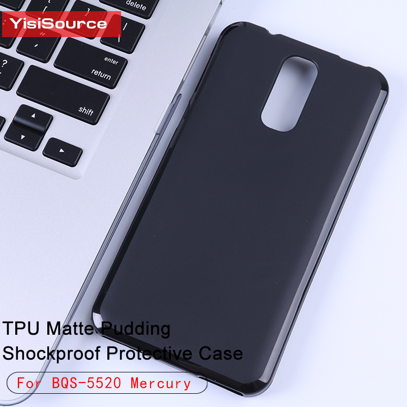 Phone Case for BQS-5520 TPU Pudding Cover