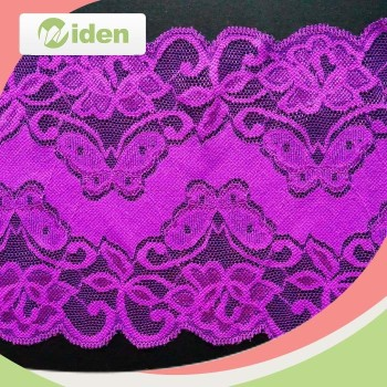 Stretch lace trim for bra,Wholesale lace trim