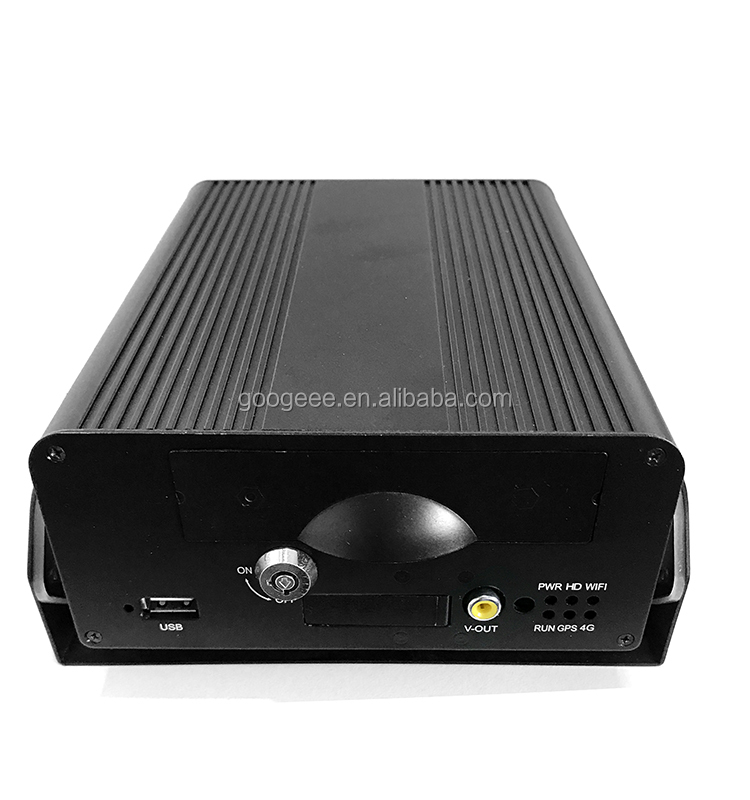 Googeee 4ch hdd vehicle car dvr with cheap price for Centra America