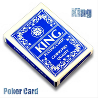 plastic poker card video mixing card/plastic playing card customized