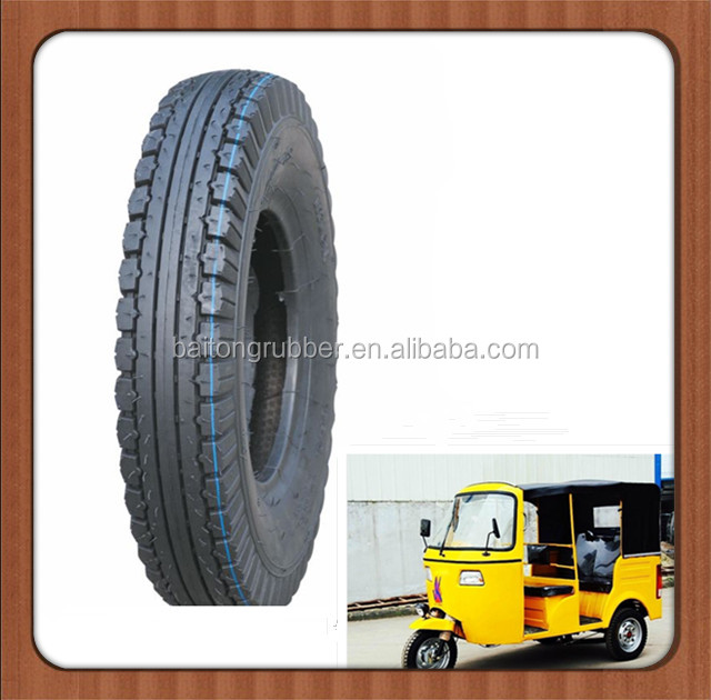 Three wheel and motorcycle and cargo tricycle and tuk tuk triciclo 4.00-8 tire