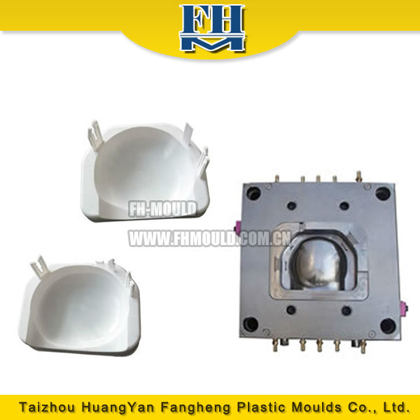 plastic injection mould for double tub wash machine