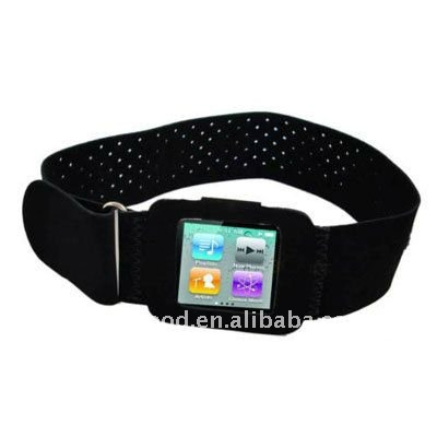 Nylon Sports Armband Case for iPod 6th