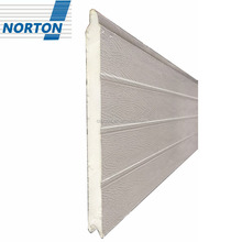 PU Foam Insulated Sandwich Sectional Garage Door Panels Prices Lowes