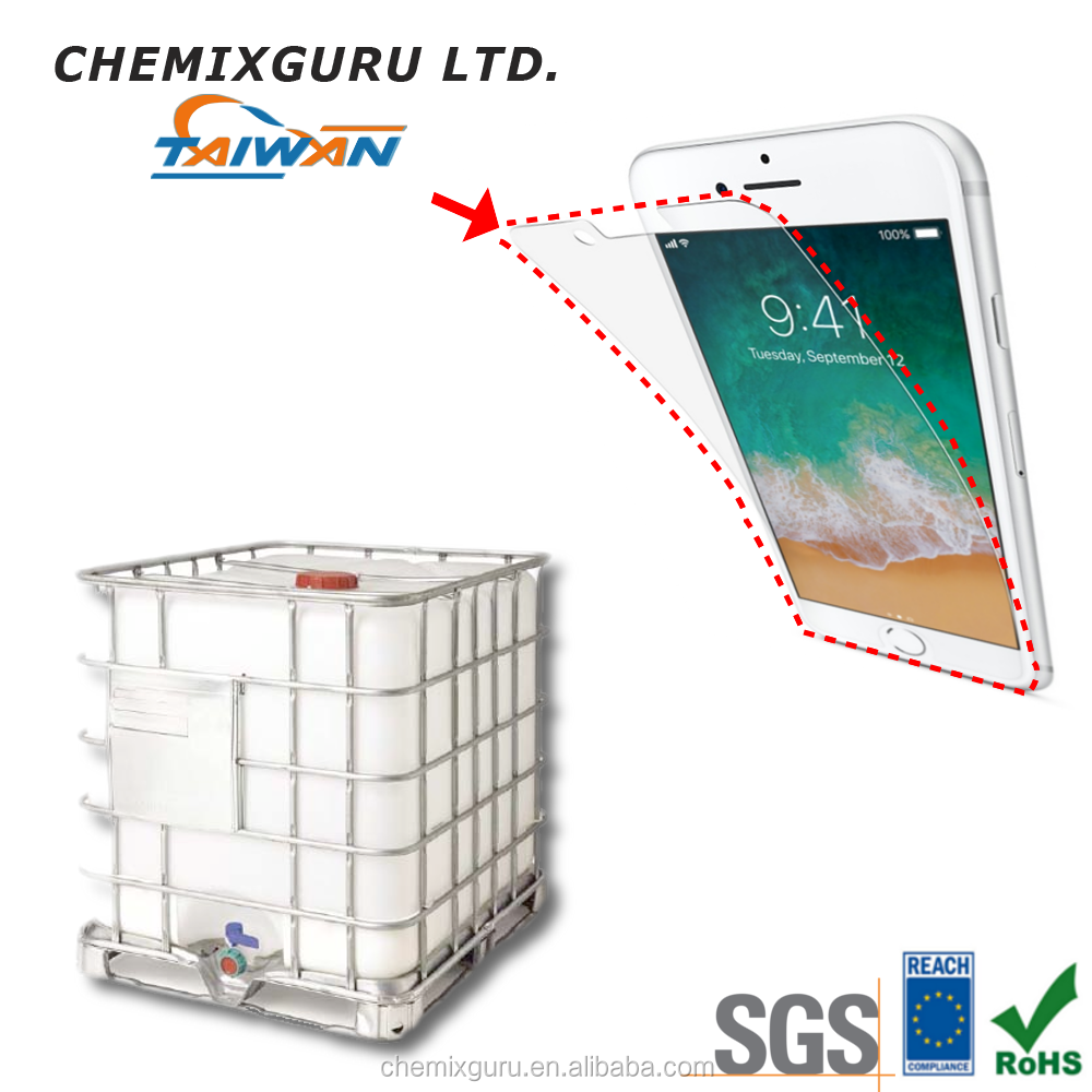 Chemix Guru 18412 Best Adhesion Performance Toluene Based Acrylic Resin Removable Protect Membrane Adhesive Glue