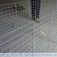 Security Wall Military Protection Gabion Wall