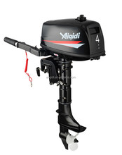 small power outboard motor T4