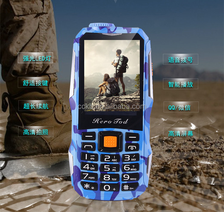 water/dust/shock proof Professional CDMA 450 mhz rugged Smart Mobile phone