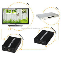 HDMI Extender over Single 50m Cat5e/6 Cable with Bi-directiona IR Remote Control ,Support EDID ,CEC,1080P,3D