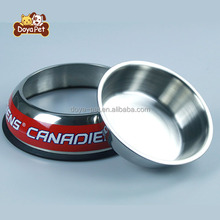 Modern design wholesale stainless steel dog bowls in high quality
