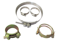 OEM stainless steel hydraulic hose clamp with lower price