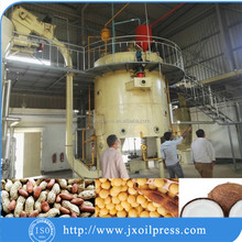 Soybean solvent extraction plant/soybean mini oil mill.