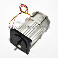 Mac custom dc motor, fan motor, bicycle generator