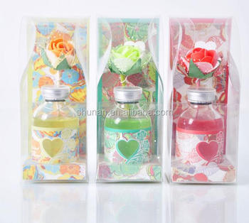 Factory Direct Wholesale New Design 50ml Home Fragrance Oil Reed Diffuser