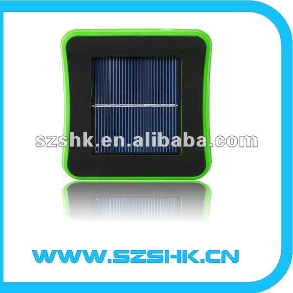 Supply new design high capacity of usb solar laptop charger with logo for iPhone,cellphones,PDA,Mp3/mp4