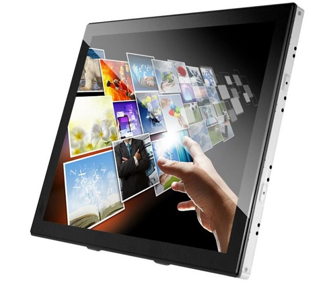 16:9 7 inch vga 10 inch lcd 19 inch 22 17 inch capacitive <strong>12</strong>&amp;quot; square lcd general touch open frame touch screen monitor